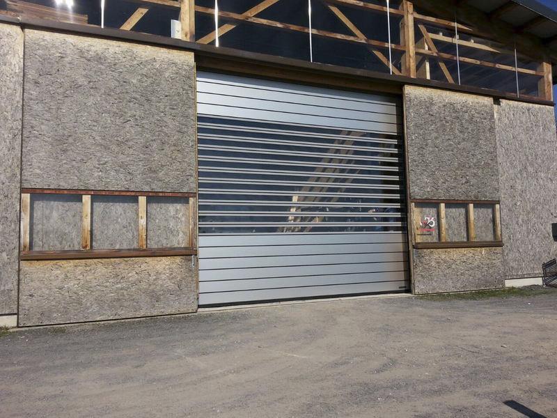 serrande industriali in liguria