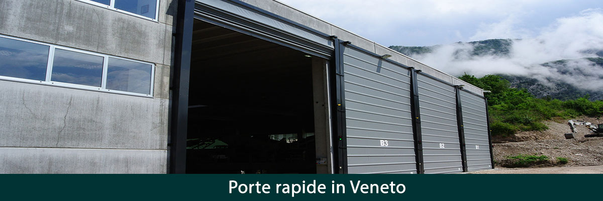 porte rapide in Veneto
