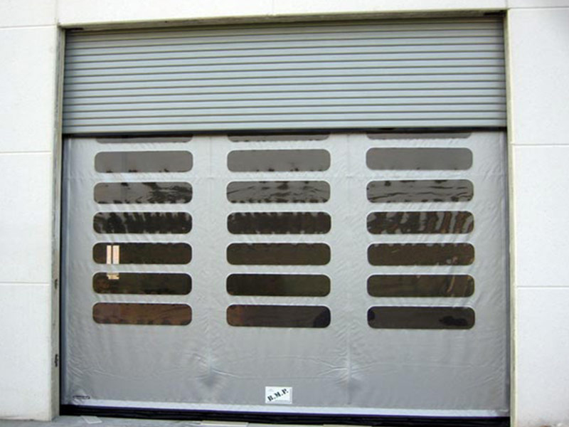 chiusure industriali serrande coibentate