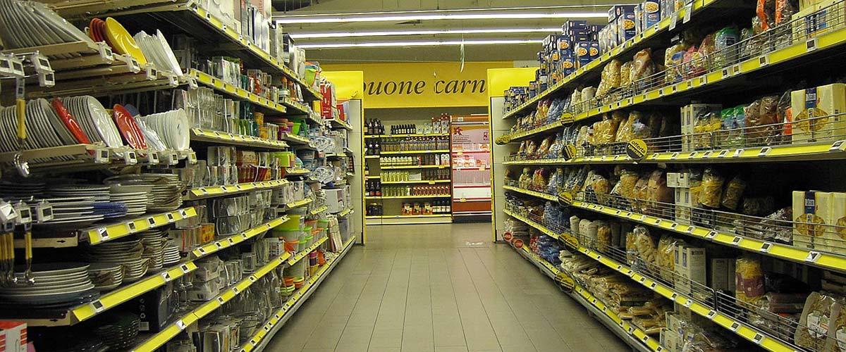 serrande per negozi