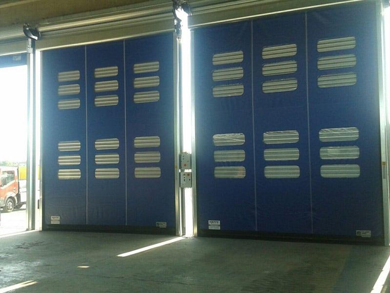 chiusure portoni per capannoni
