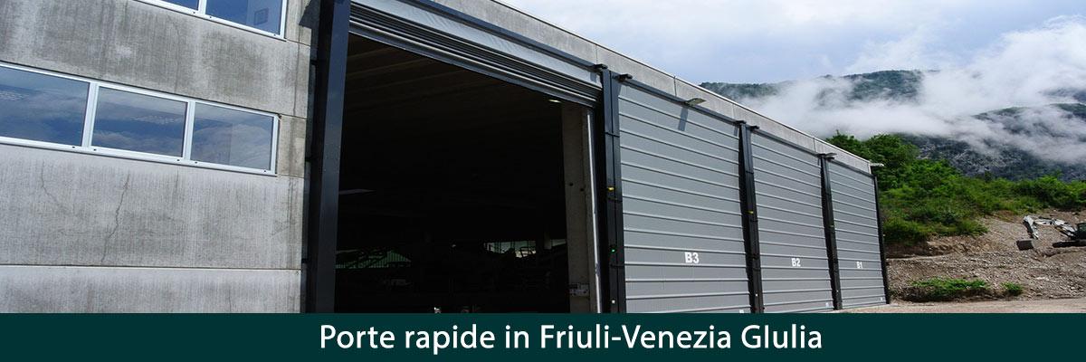 porte rapide in Friuli Venezia Giulia
