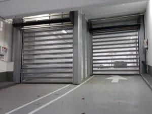 portoni garage industriali